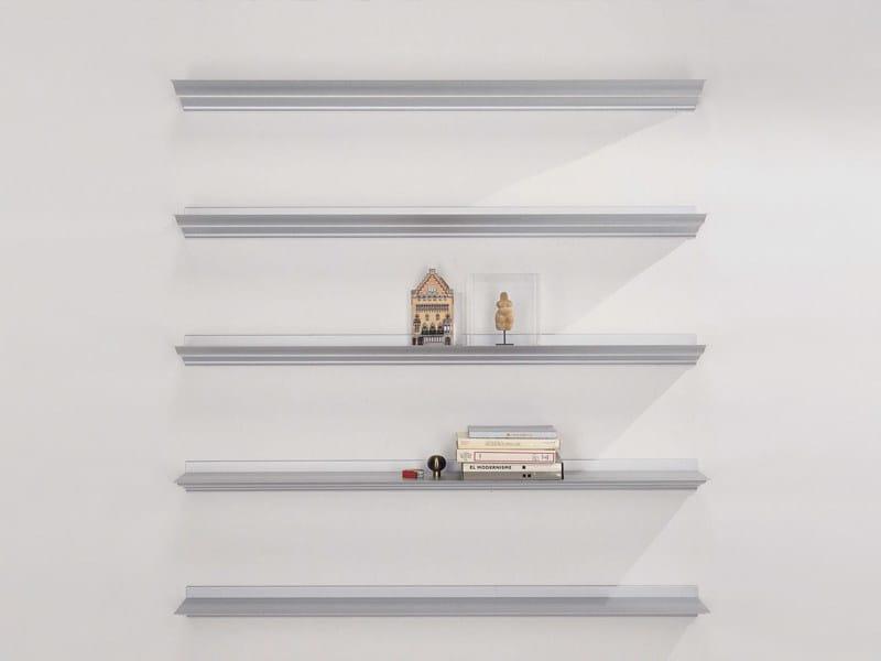 Aluminium wall shelf CORNISA by BD Barcelona Design