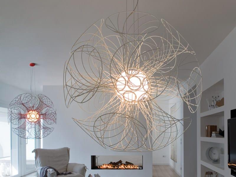 Pendant lamp VITA by Lucente