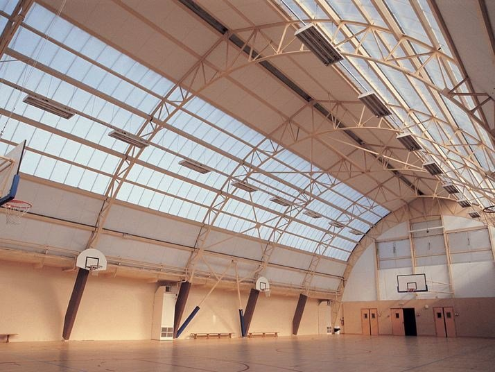 Acoustic ceiling tiles Rockfon® Boxer™ by ROCKFON