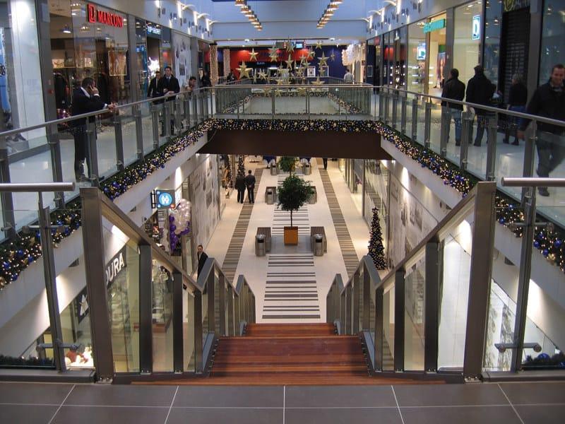 METEOR Focus Mall, Mofo Architekci + MBWK Architekci