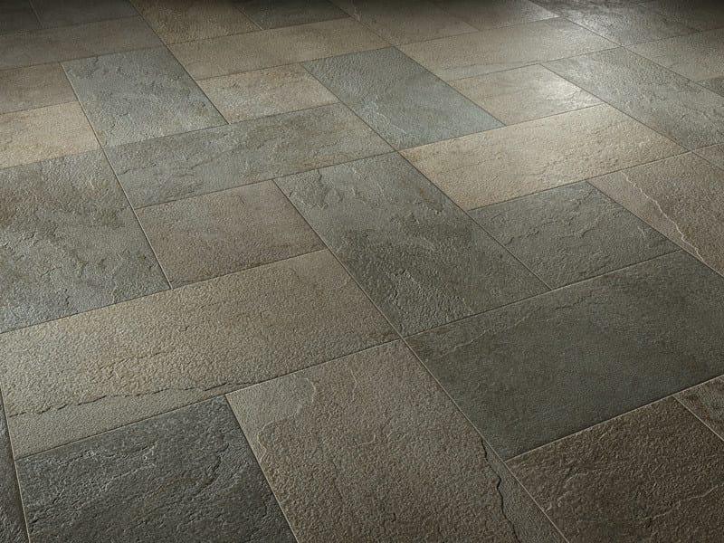 Porcelain stoneware wall/floor tiles MINERAL CHROM by Casalgrande Padana