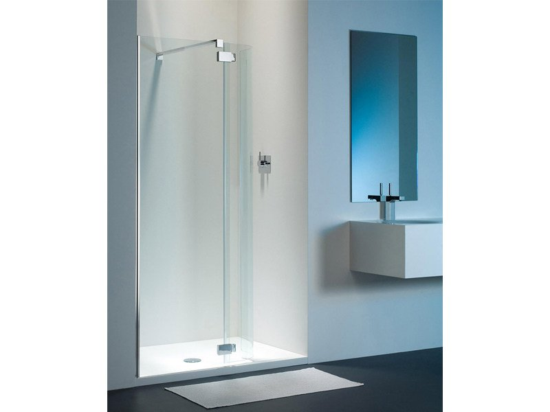 Niche glass shower cabin MODULA MV by Provex Industrie