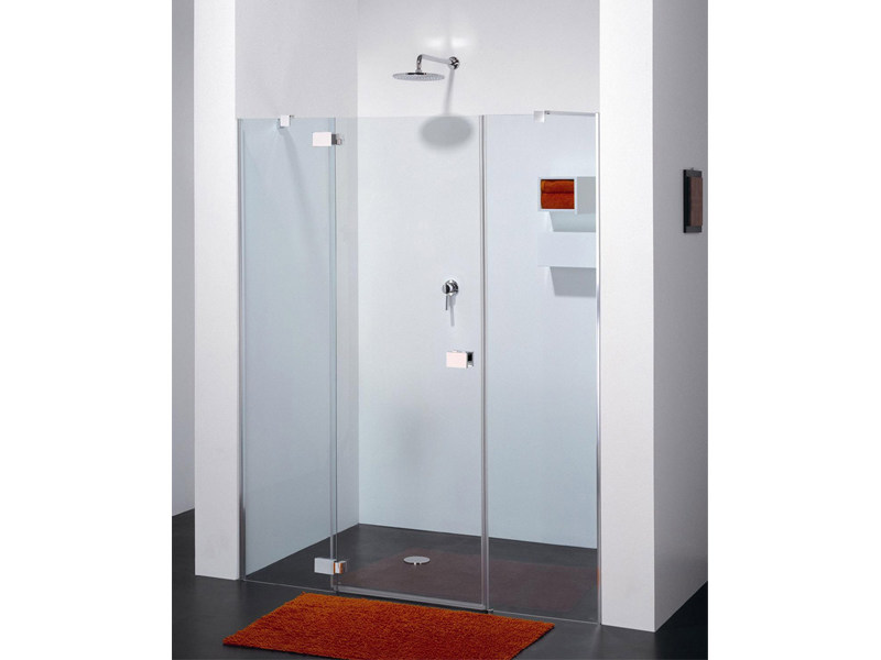 Niche glass shower cabin E-LITE EI-3 by Provex Industrie