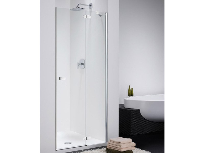 Rectangular glass shower cabin COMBI CN + CB by Provex Industrie