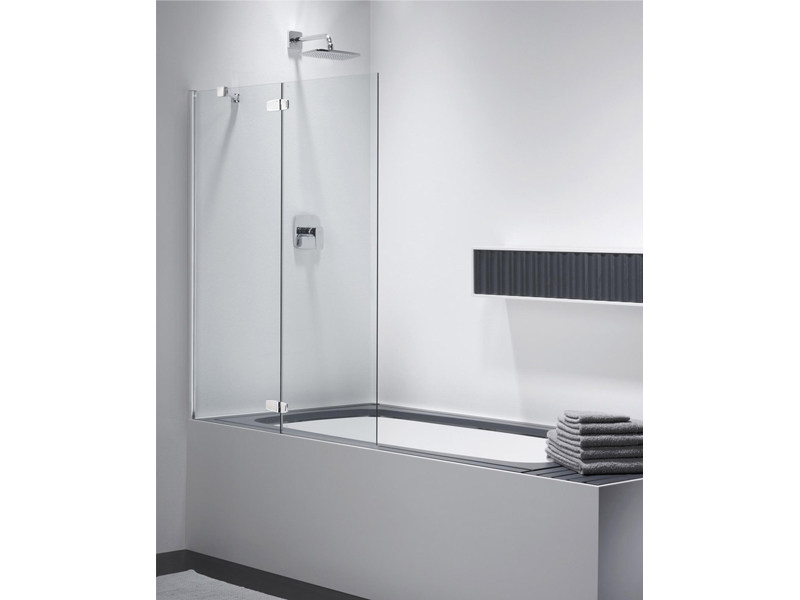 Glass bathtub wall panel COMBI CK-1 by Provex Industrie