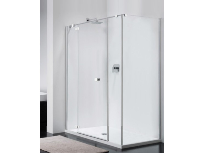 Rectangular glass shower cabin COMBI CI + CW-2 by Provex Industrie