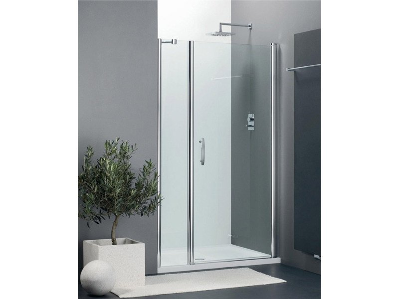 Niche glass shower cabin ELEGANCE NI by Provex Industrie