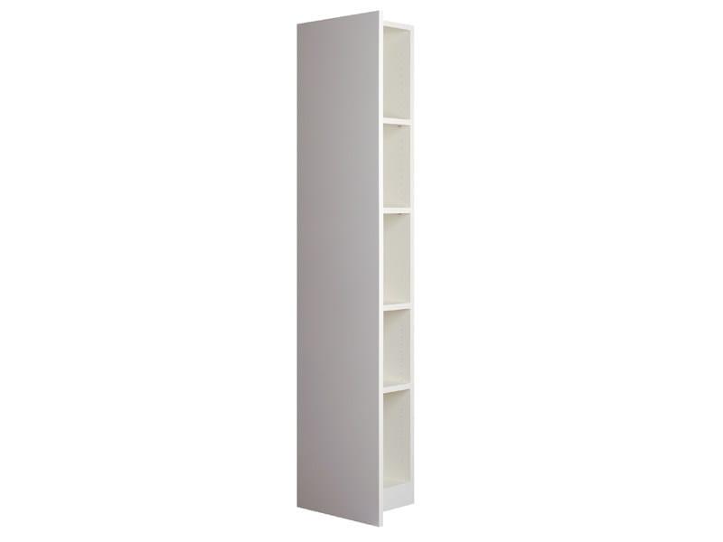 Aluminium shelving unit KAST TWEE by e15