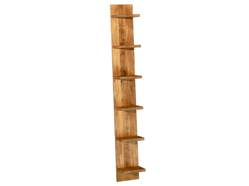 Wooden shelving unit MATE by e15