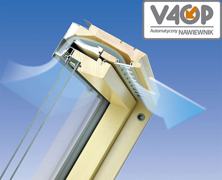 FTP-V P2 SECURE Ventilazione automatica VP40