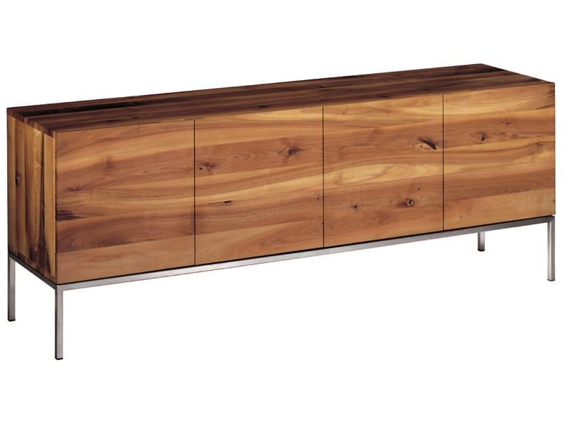 Sideboard design holz  FARAH By e15 Design Philipp Mainzer