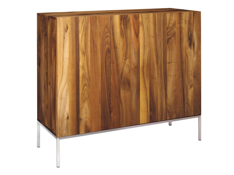 Wooden sideboard FARIBA by e15