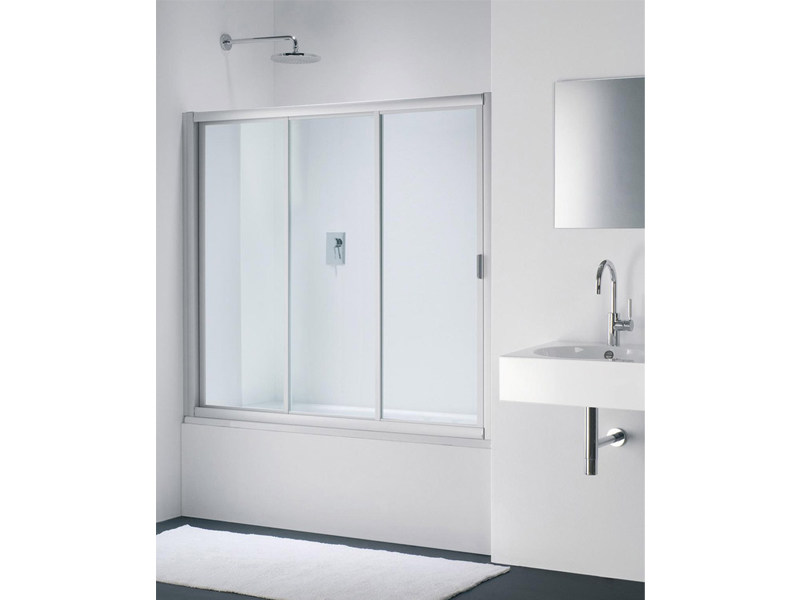 Glass bathtub wall panel CLASSIC BC by Provex Industrie