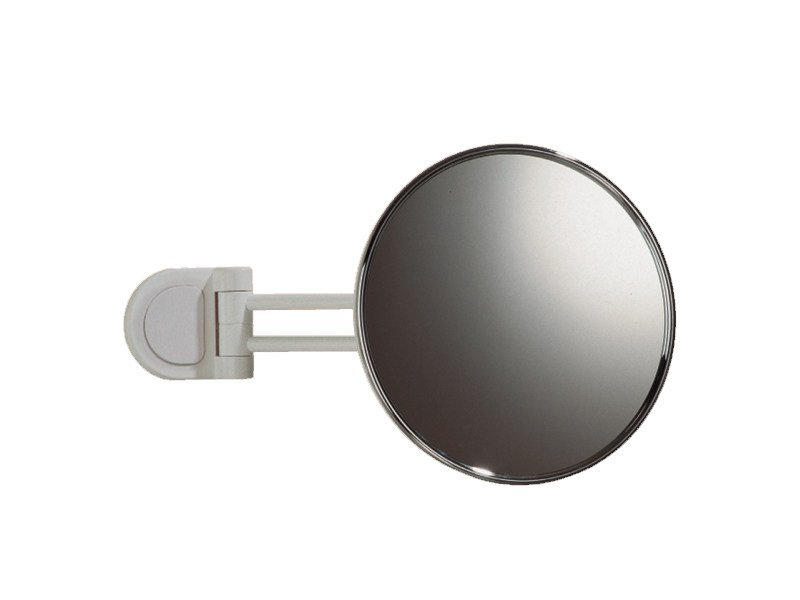 Round wall-mounted shaving mirror RELAX RA 03 by Provex Industrie
