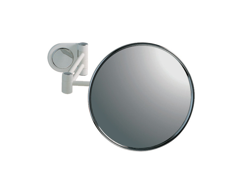 Round wall-mounted shaving mirror RELAX RA 04 by Provex Industrie