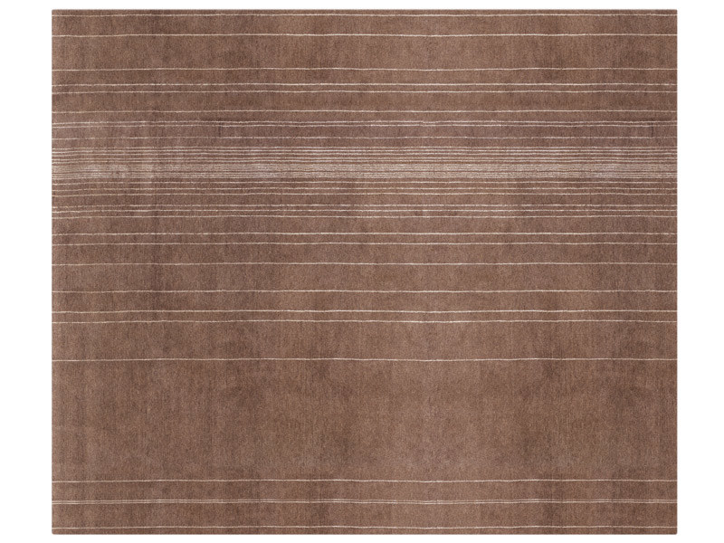 Striped rug YAZD by e15