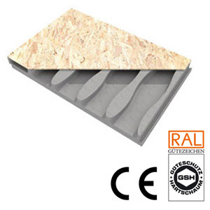 """Ventilated roof system AIRWOOD """"EV"""" by POLITOP"""