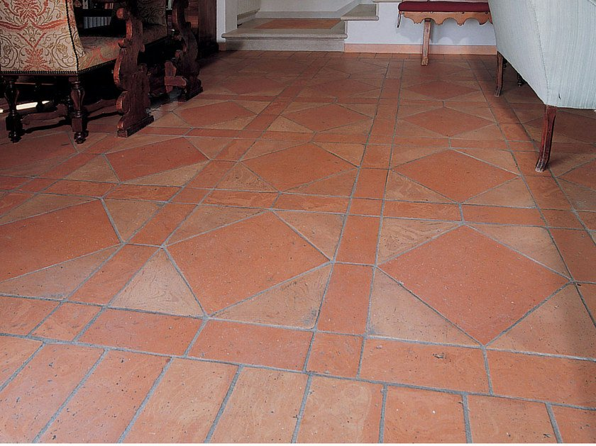 Quarry flooring QUAREO® by FORNACE S. ANSELMO