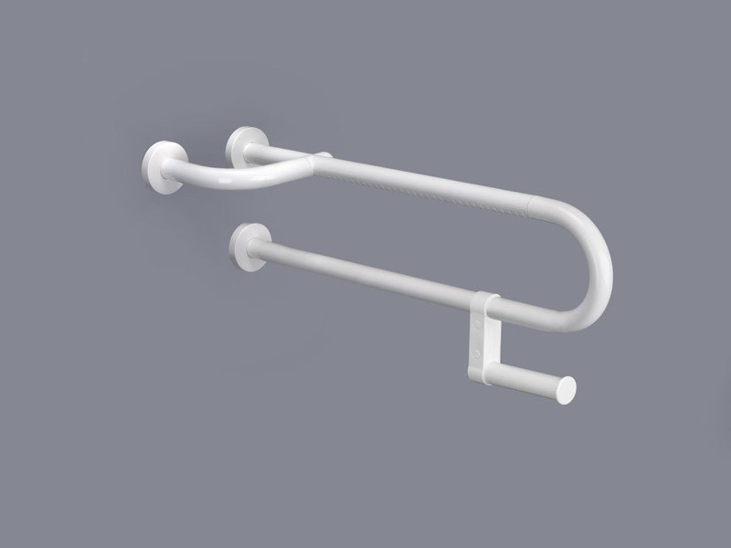 Grab bar with paper holder 200 SG 02 - 03 by Provex Industrie