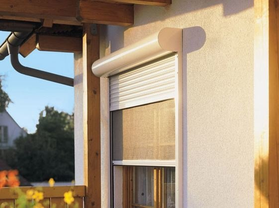 Box for roller shutter RONDO® by Sprilux