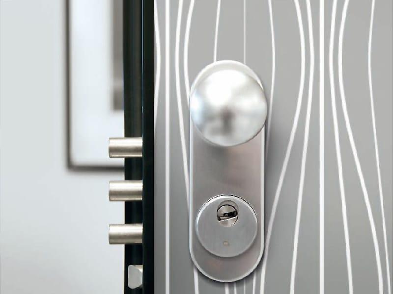 Security door lock magnetic KEY PROTECTOR By DiBi Porte Blindate