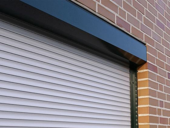 Box for roller shutter PENTO® by Sprilux