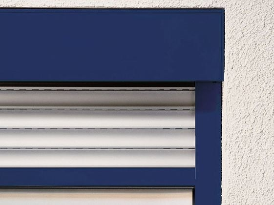 Box for roller shutter QUADRO® by Sprilux