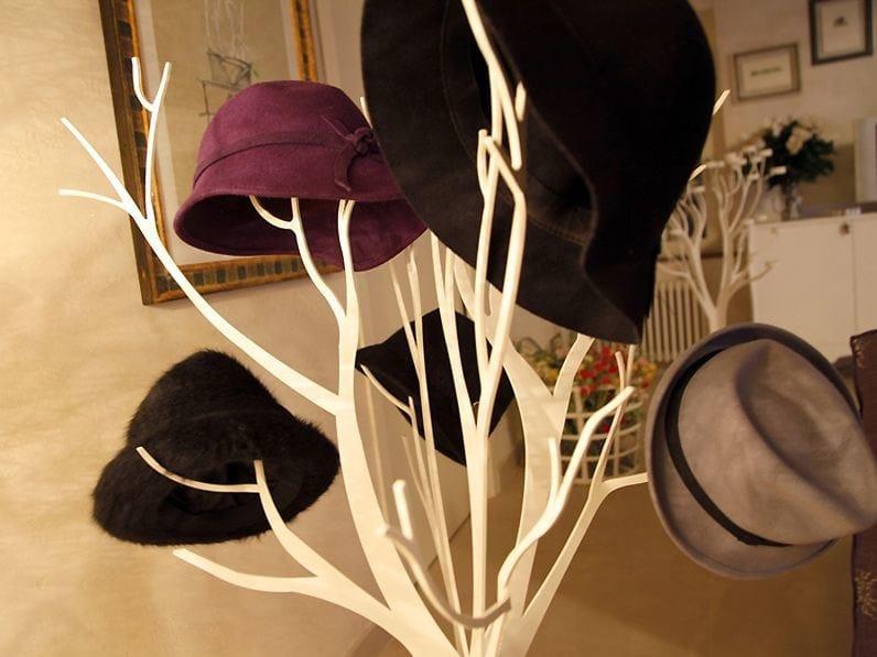 Metal coat rack ALBERELLO by CAGIS