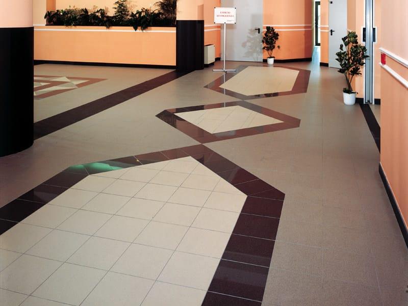 Porcelain stoneware wall/floor tiles GRANITO 1 by Casalgrande Padana