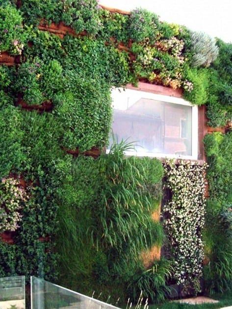 PERLIWALL® parete verde verticale Perliwall