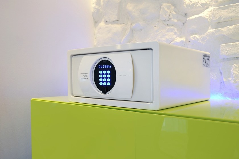 Combination safe for hotel rooms Elsafe INFINITY II by VISION ALTO ADIGE