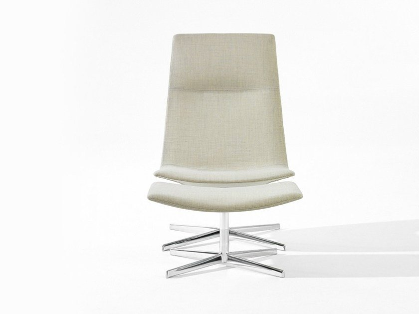 CATIFA 70 | Armchair with 4-spoke base
