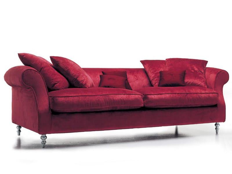 Sectional sofa OPIUM by Saba Italia
