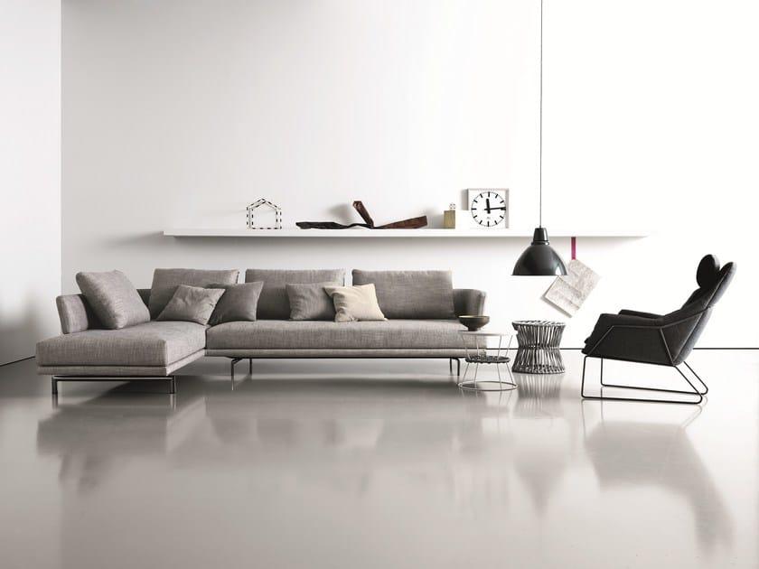 NEW QUINTASTRADA | Divano componibile By Saba Italia design Sergio ...