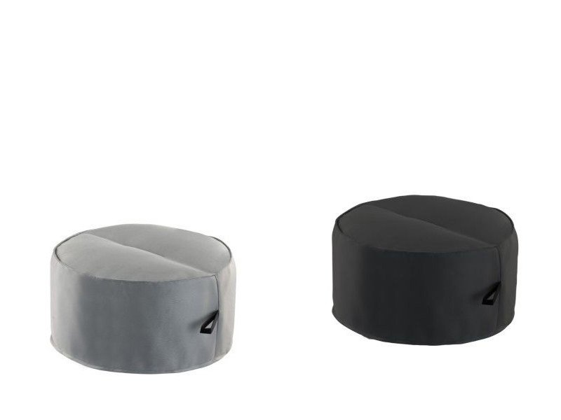 Upholstered pouf ISLAND by PEDRALI
