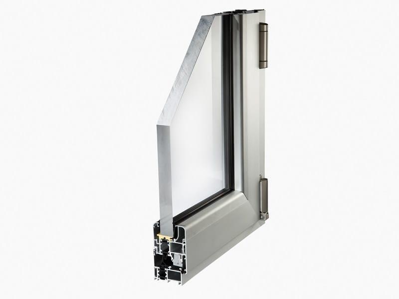 Aluminium thermal break window MATIC 50TT by ALsistem