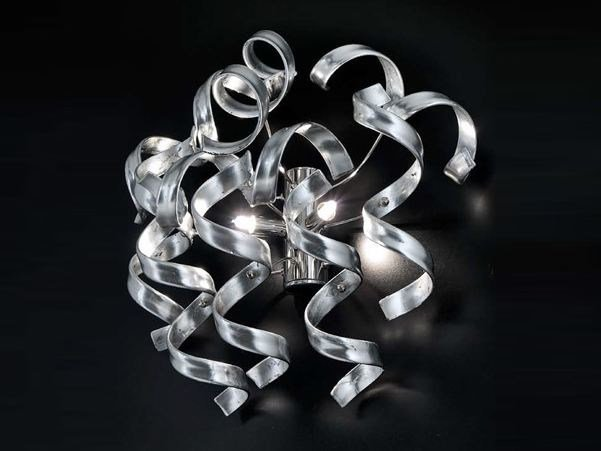 Crystal wall lamp ASTRO | Wall lamp by Metal Lux