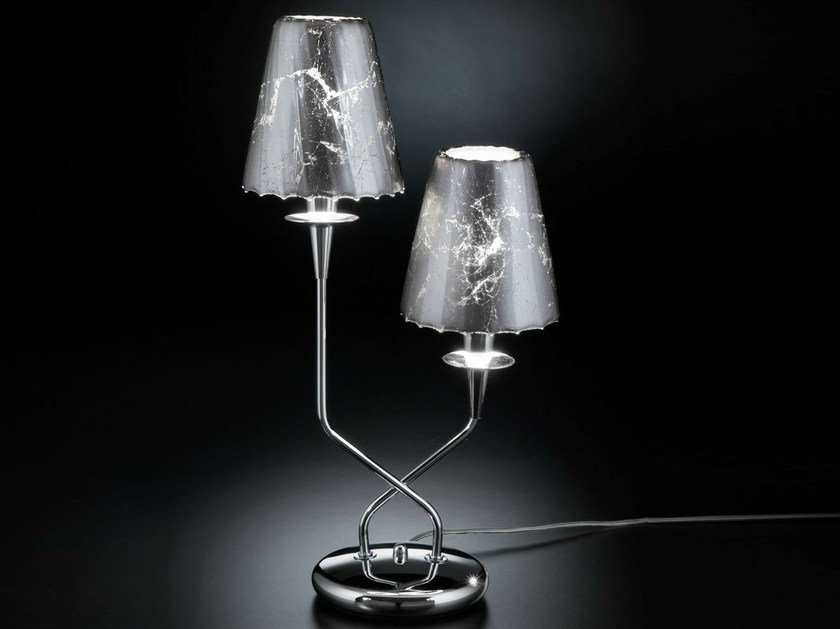 Pyrex® table lamp OPERA | Table lamp by Metal Lux