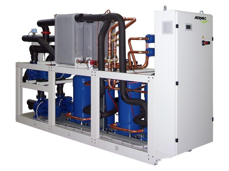 Bomba de calor / Refrigerador de água NXW by AERMEC