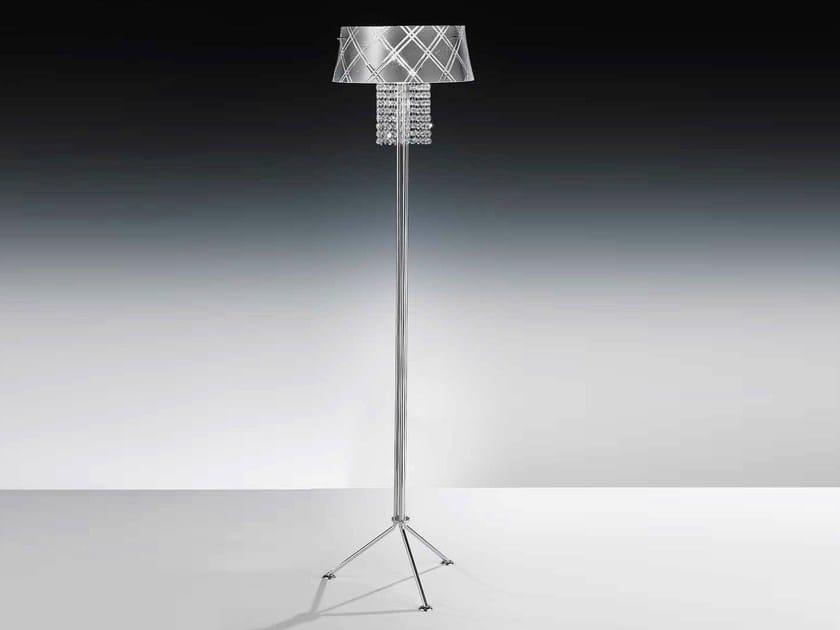 Medusa floor lamp by metal lux silver leaf floor lamp medusa floor lamp by metal lux aloadofball Gallery