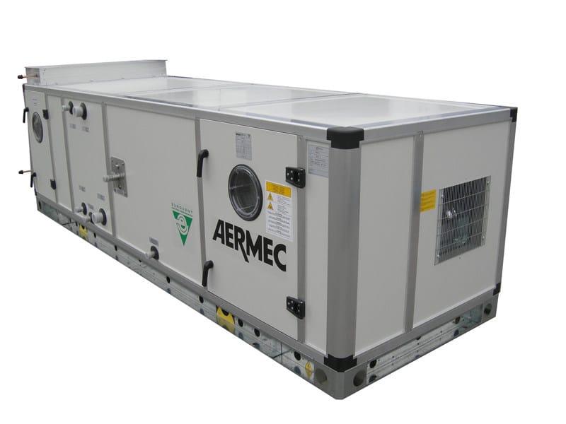 Built-in air treatment unit NCD by AERMEC