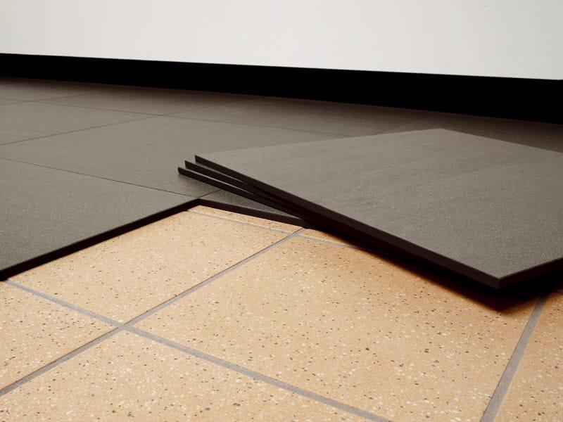 Con Aexacta è possibile realizzare pavimentazioni che consentano di ripristinare la superficie pre-esistente, senza danneggiarla in alcun modo.