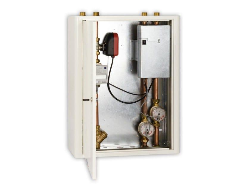 Heat meter CONTER by Comparato Nello
