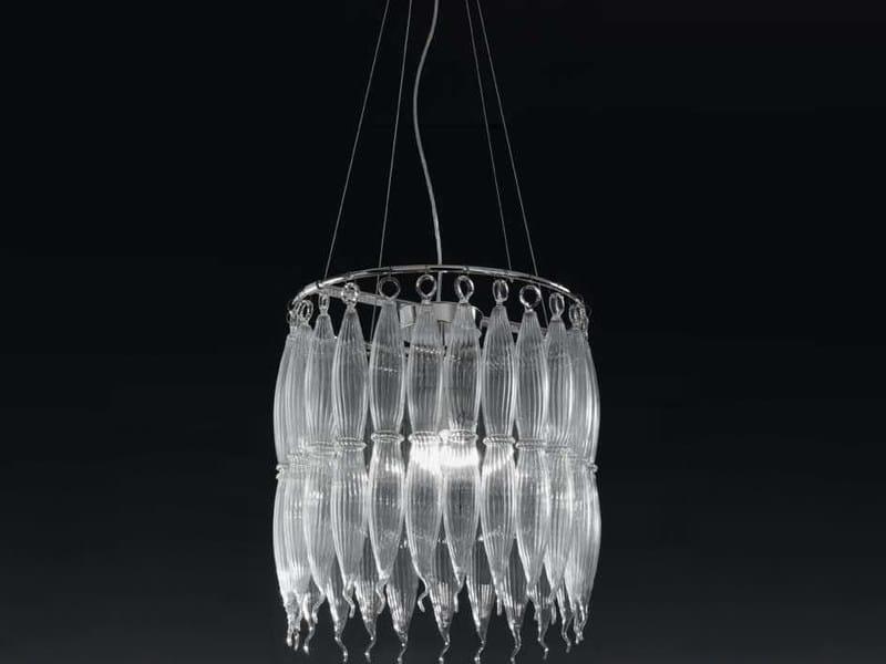 Pyrex® pendant lamp ARENA | Pendant lamp by Metal Lux