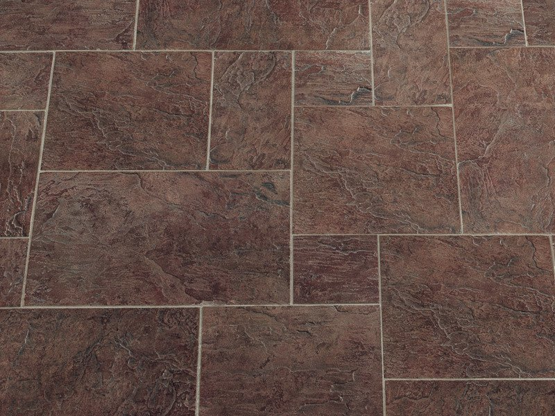 NATURAL SLATE Red