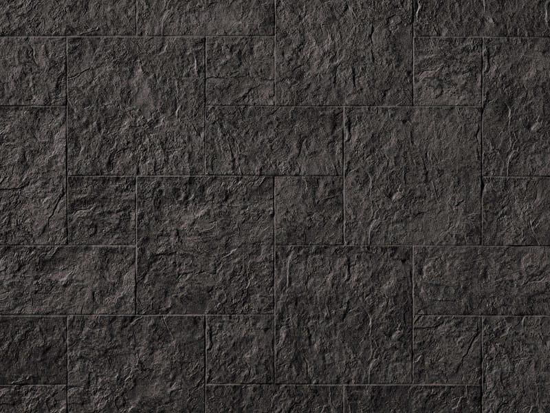 Fireproof vitrified stoneware wall/floor tiles PIETRE RUNICHE by Casalgrande Padana