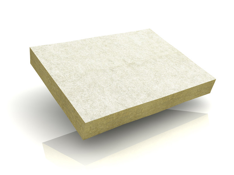 Rock wool Thermal insulation panel / Sound insulation and sound absorbing panel in mineral fibre FKD-S C1 by KNAUF INSULATION - TO