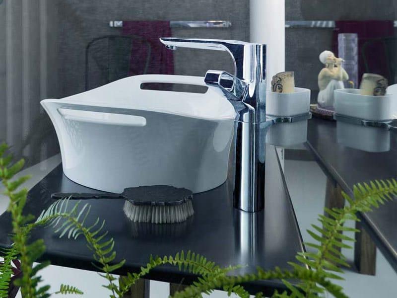 AXOR URQUIOLA | Washbasin By hansgrohe design Patricia Urquiola