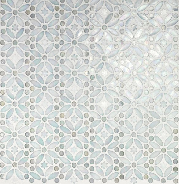 NEOGLASS MOSAIC COLLECTION - Combination White