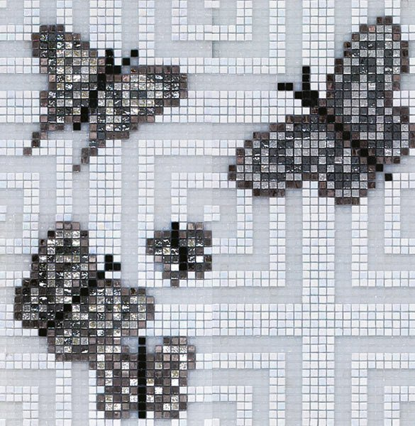 PIXALL MOSAIC COLLECTION - PX Grey HD1